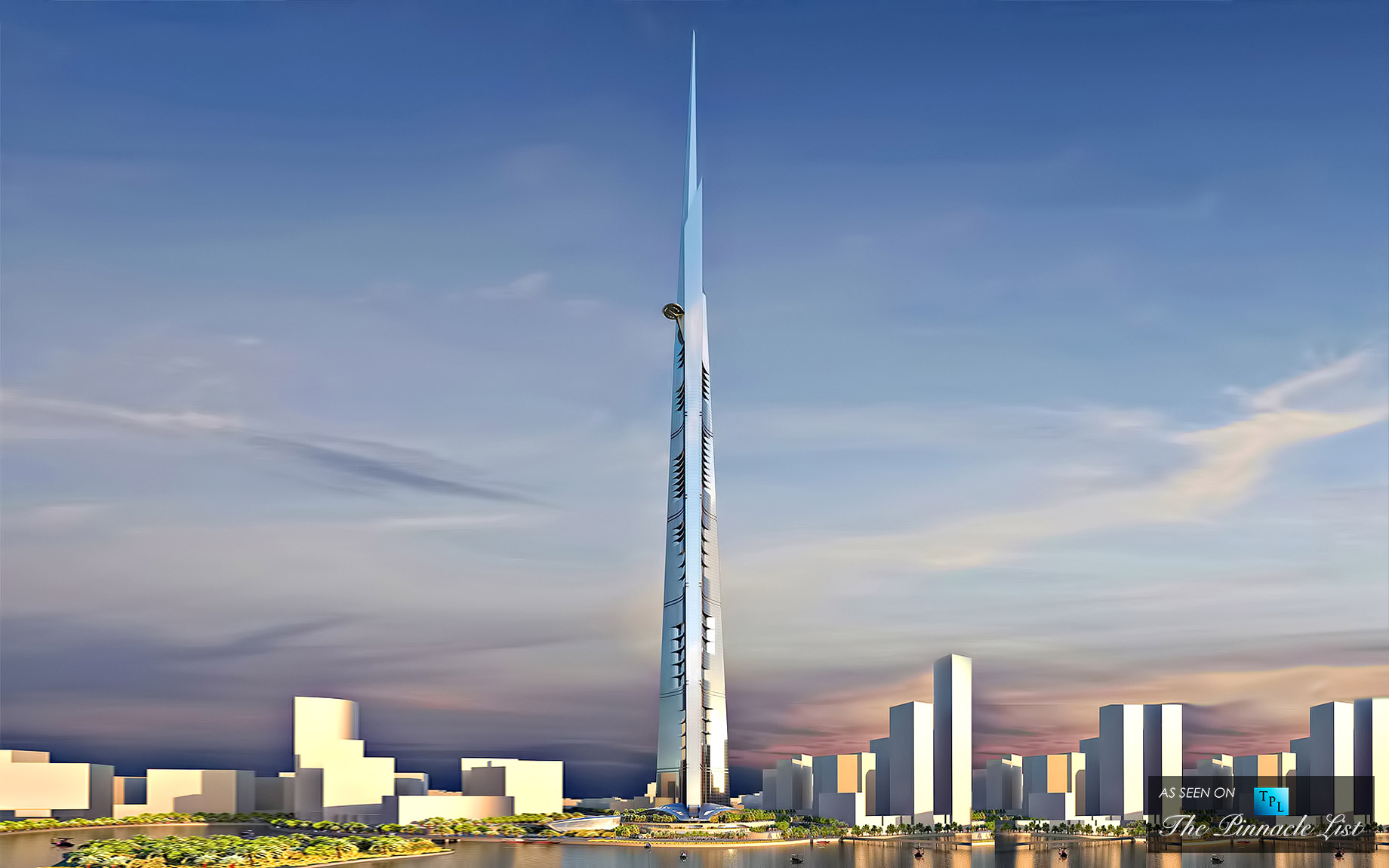 World's Tallest Building Set for Construction in Saudi Arabia