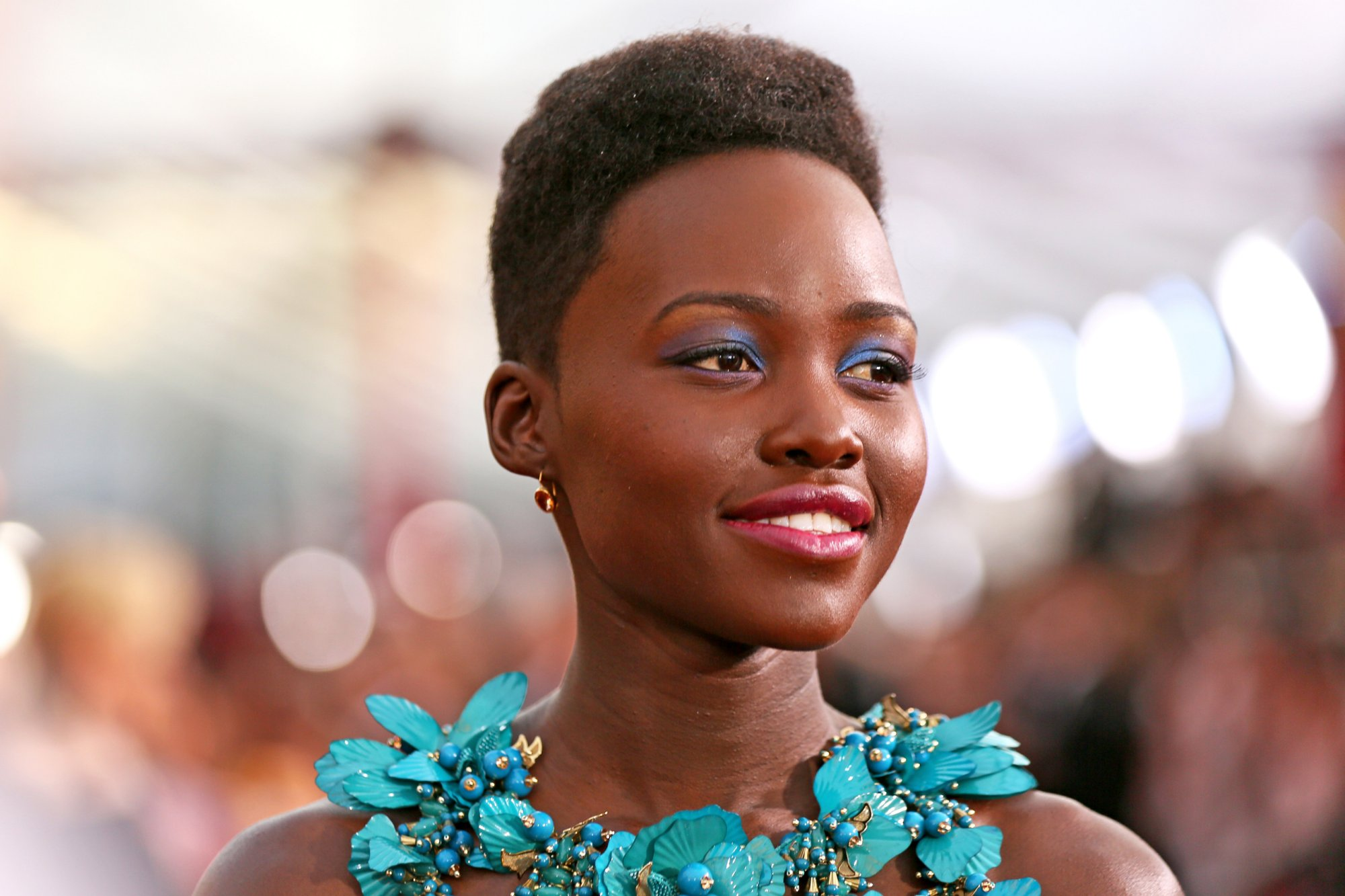 Lupita Nyong'o Deemed As People's Most Beautiful