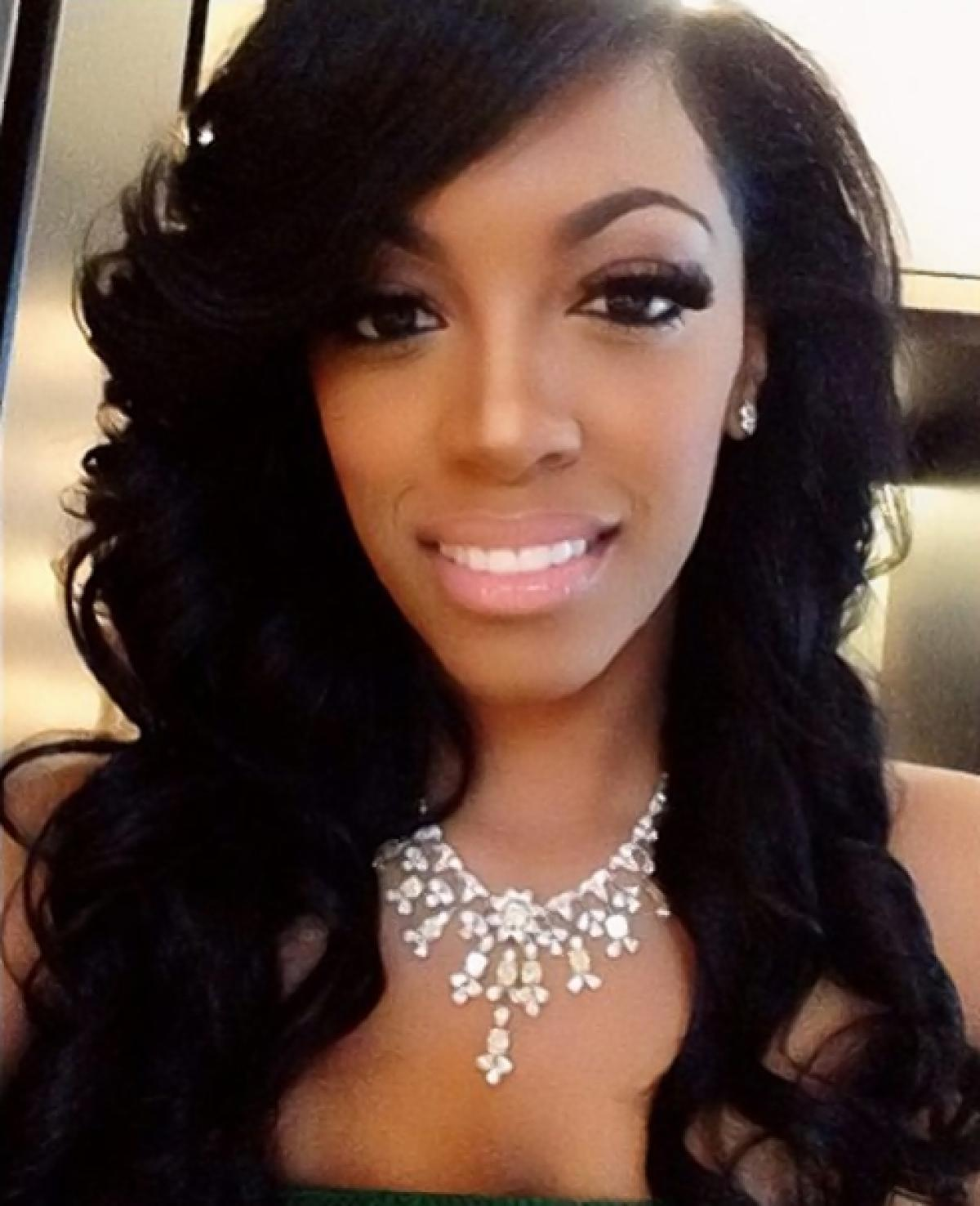 Porsha Williams Makes A Comment After Tonight's episode of RHOA