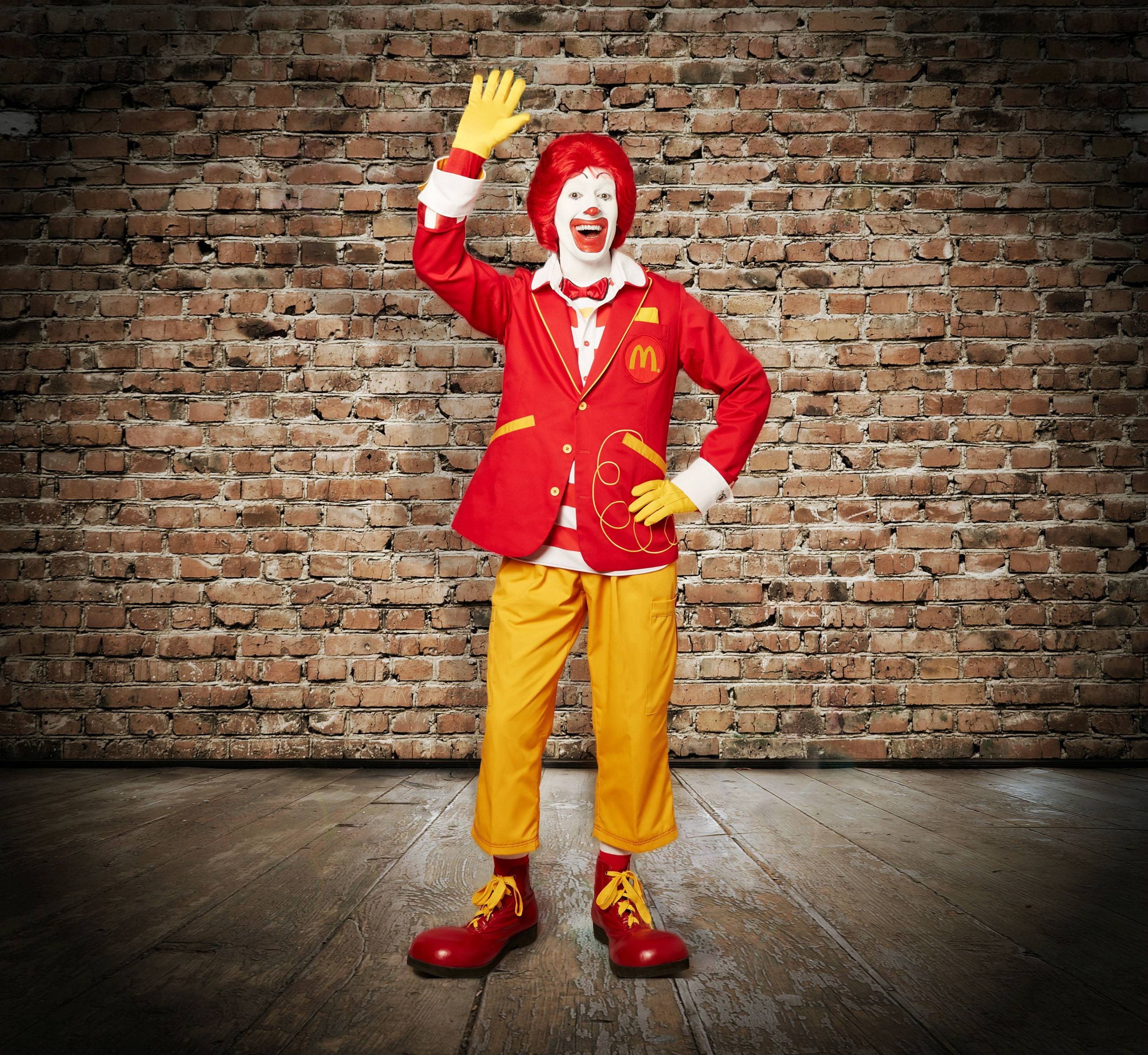 Ronald McDonald Gets A New Makeover