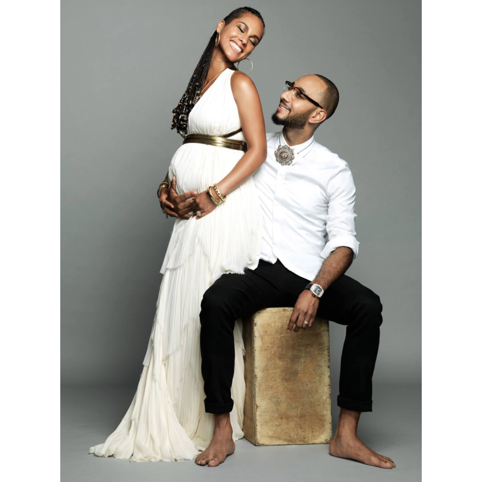 Alicia Keys announces new pregnancy