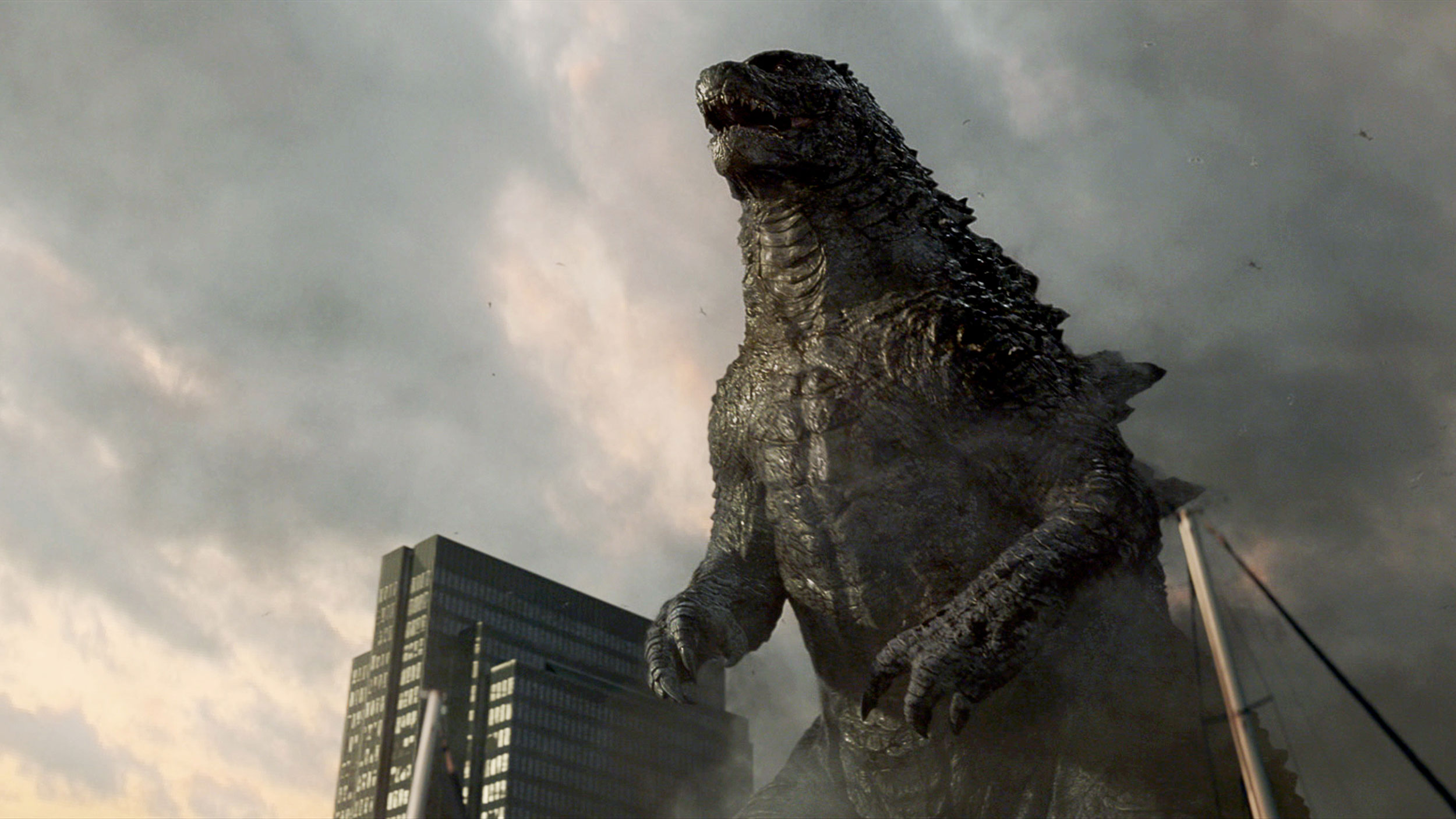 Gareth Edwards Reveals 'Godzilla 2′ Monsters At Comic-Con
