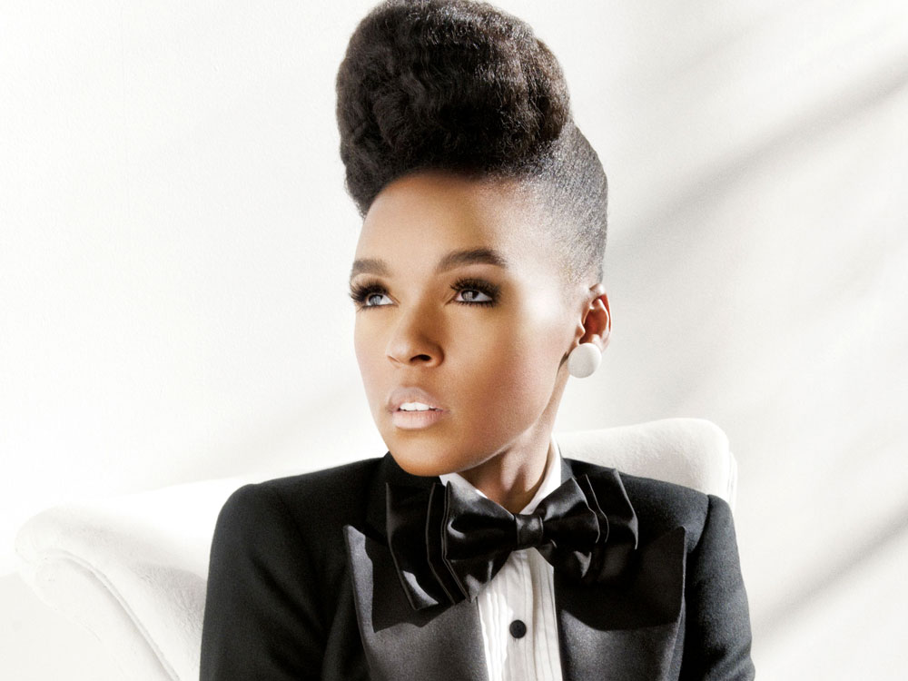 Janelle Monae the new Lauren Hill? Janelle Monáe – Electric Lady