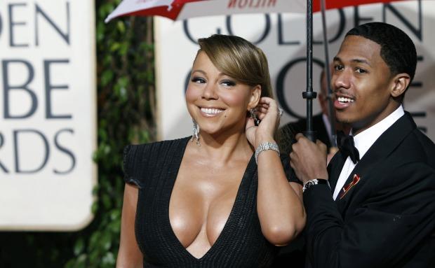 Image: Mariah Carey,  Nick Cannon