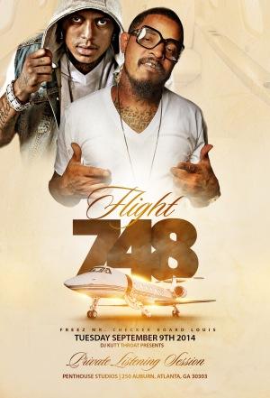 FLIGHT 748 BACK FLYER