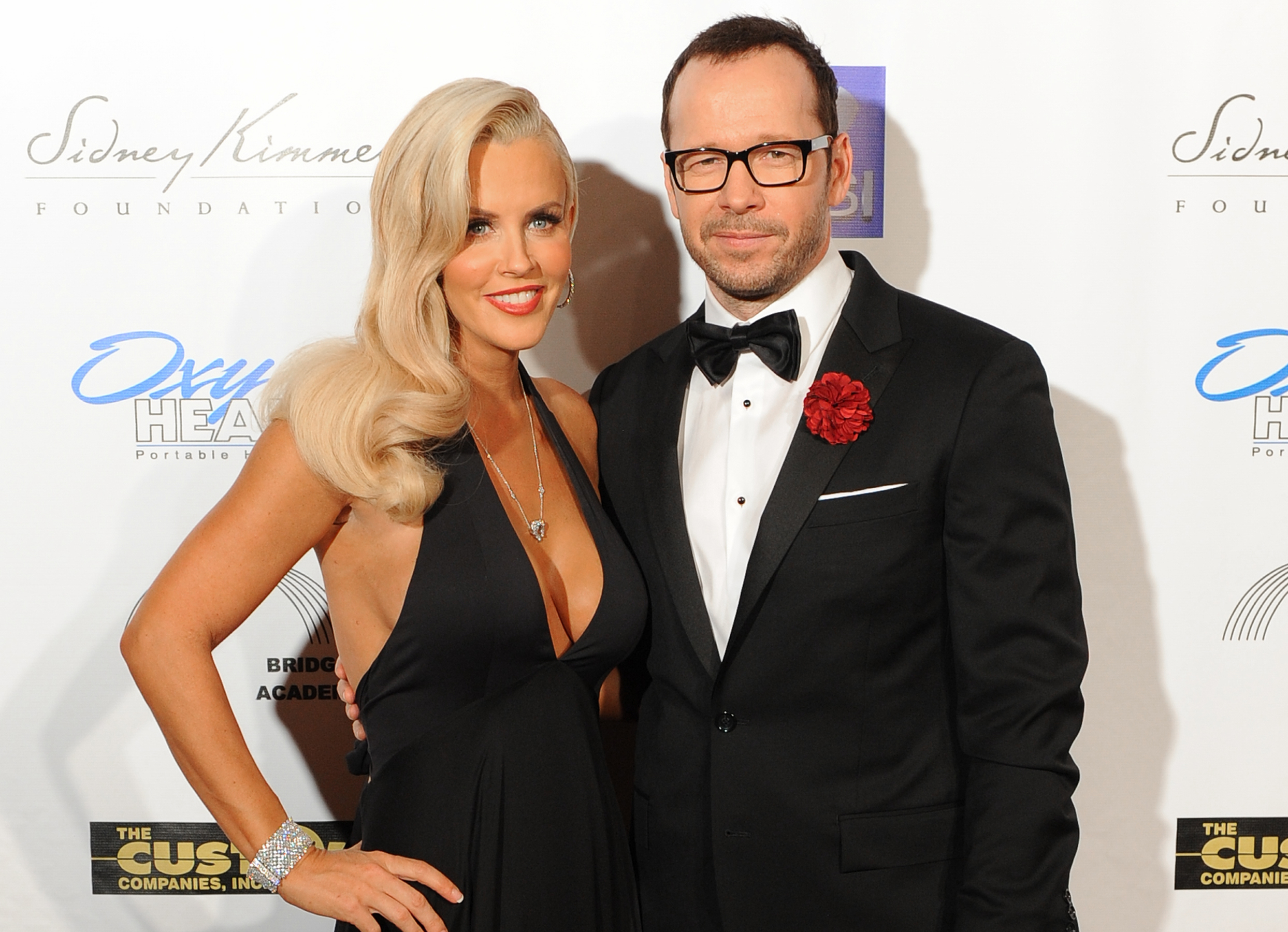 Jenny McCarthy and Donnie Wahlberg Are Married!