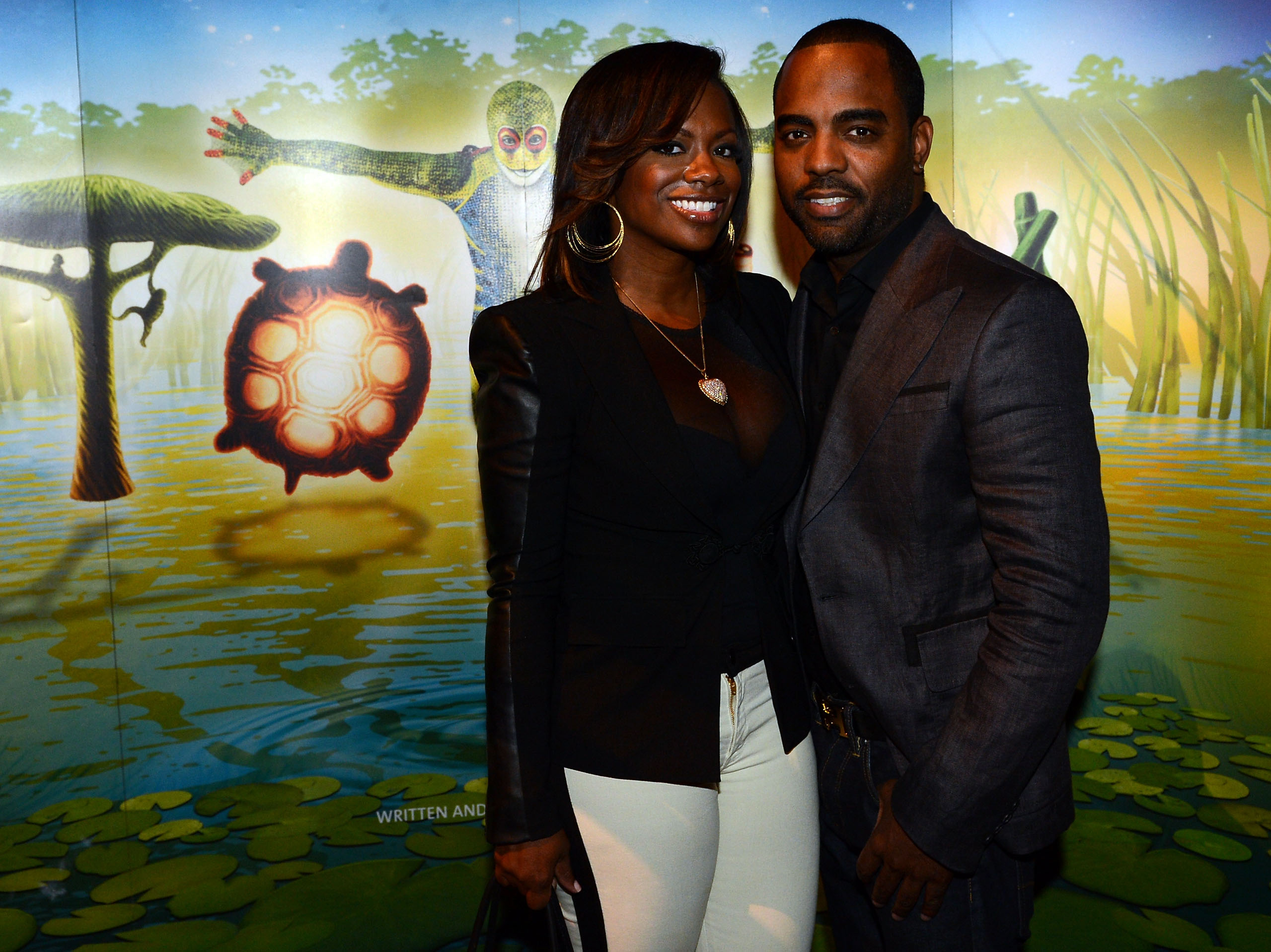 """Kandi Burruss & Todd Tucker's Production """"A Mother's Love"""" Tour Cancelled"""
