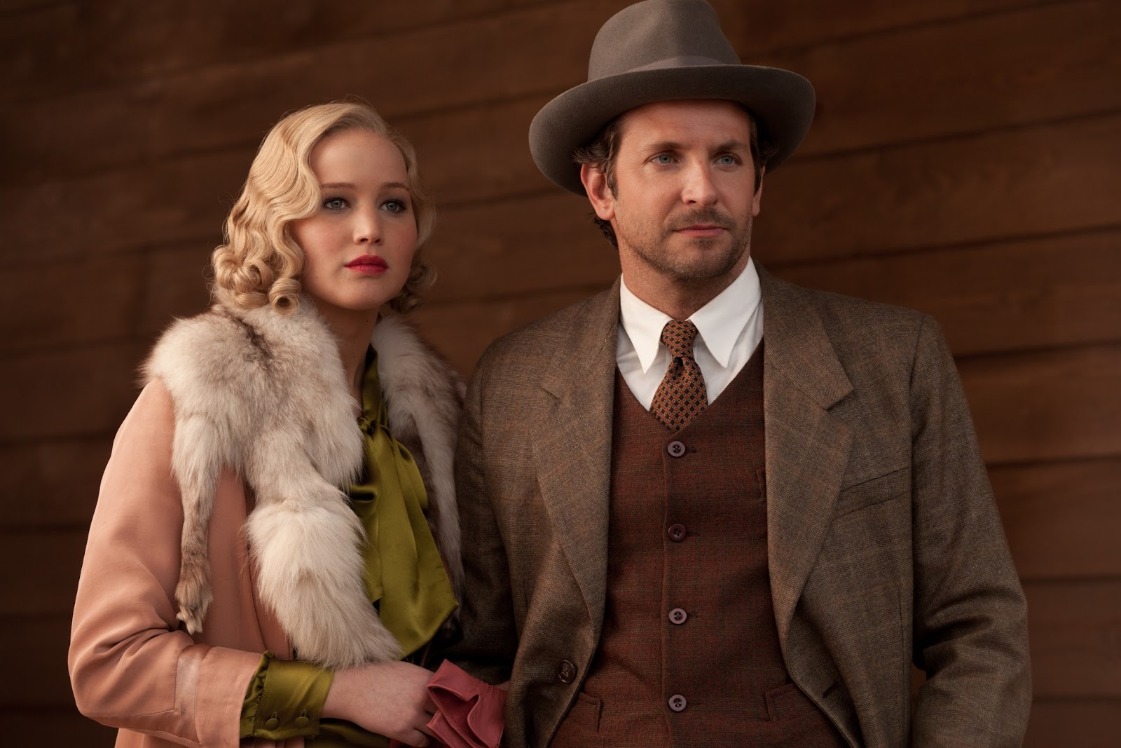 Serena, The Official Trailer Featuring Jennifer Lawrence, Bradley Cooper