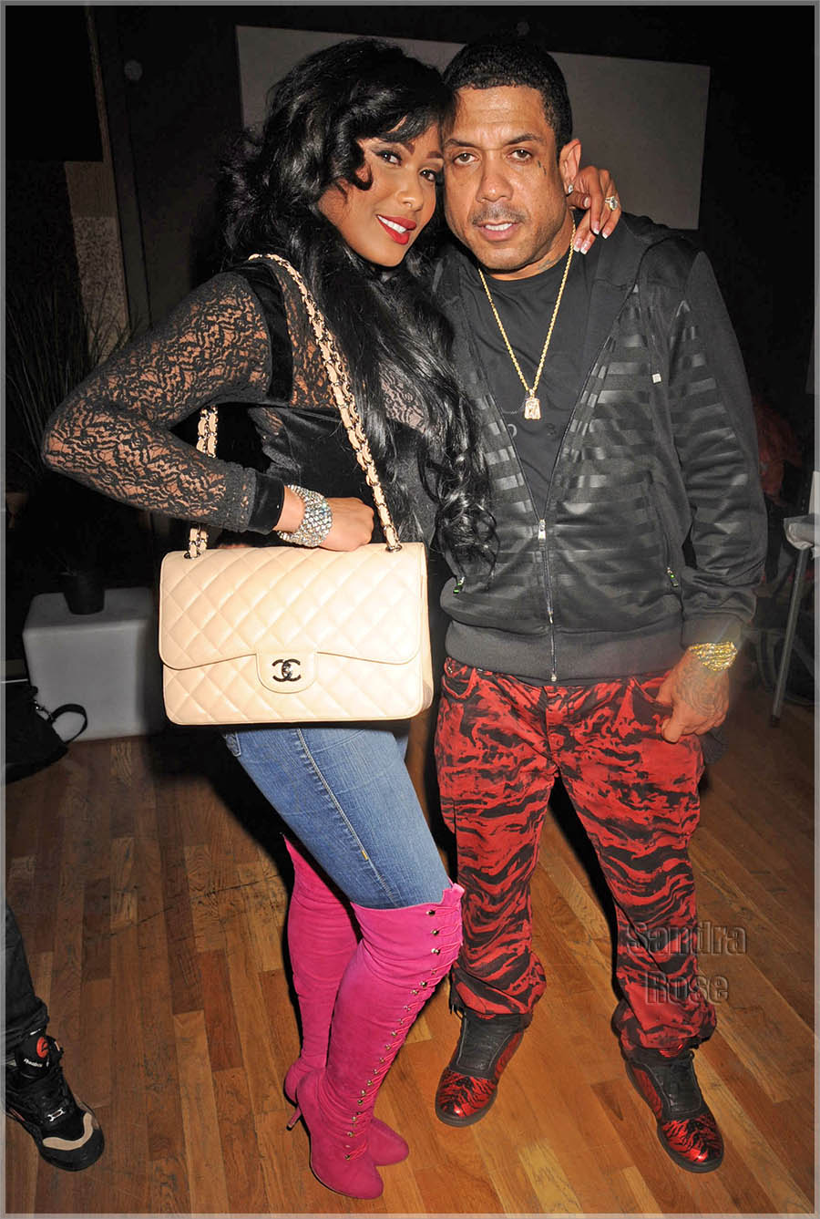 Benzino and Fiance Althea Fired from LHHATL!