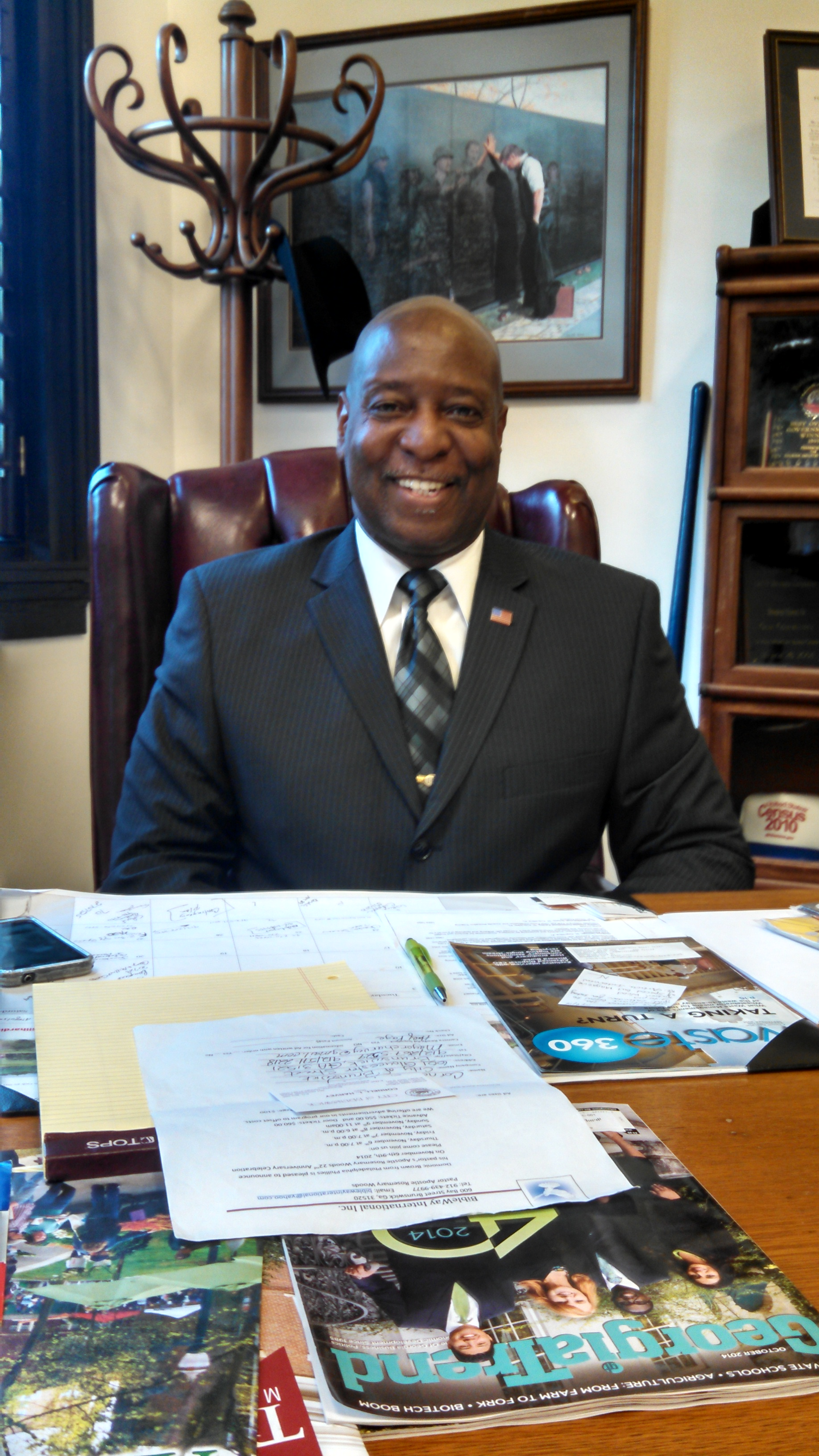 Mayor Of Brunswick, Ga. Talks Of A Revitalized City!
