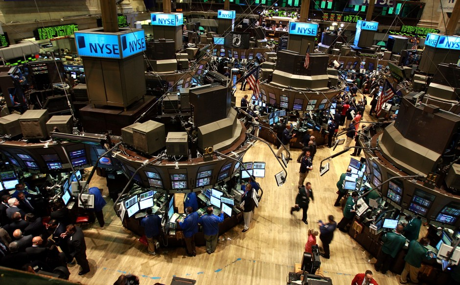 Stock Open Slightly Higher On The New York Stock Exchange