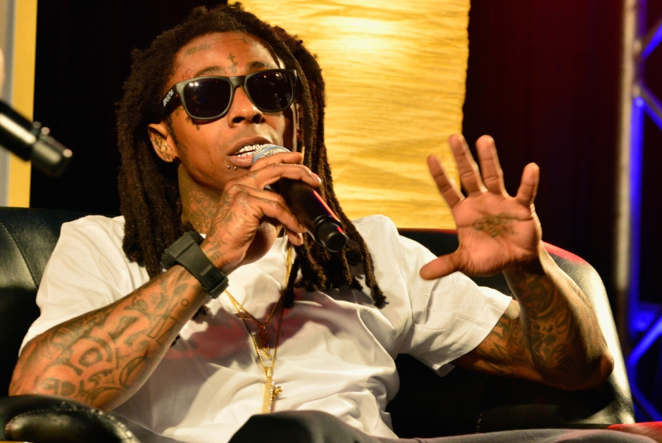 Lil' Wayne Interviewed By Rap Radar Founder Elliott Wilson - 2014 SXSW Music, Film + Interactive