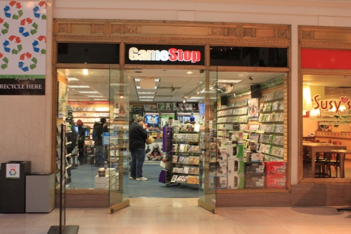 GameStop_store_Tower_City_Center_Cleveland